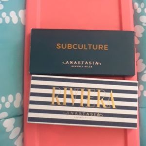 2 Subculture and Riviera Palettes